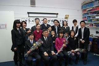 2009年度卒業式